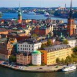 Жемчужина северной Европы. Стокгольм.