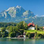 Жемчужина Швейцарских Альп